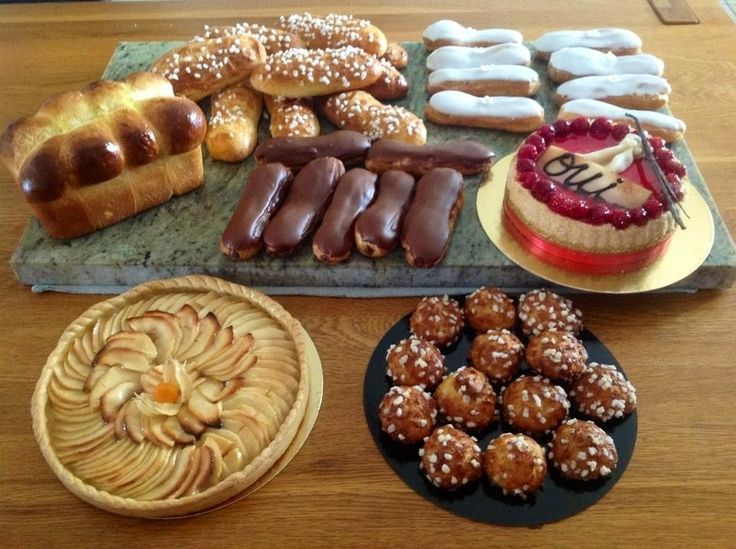 formation C.A.P patissier