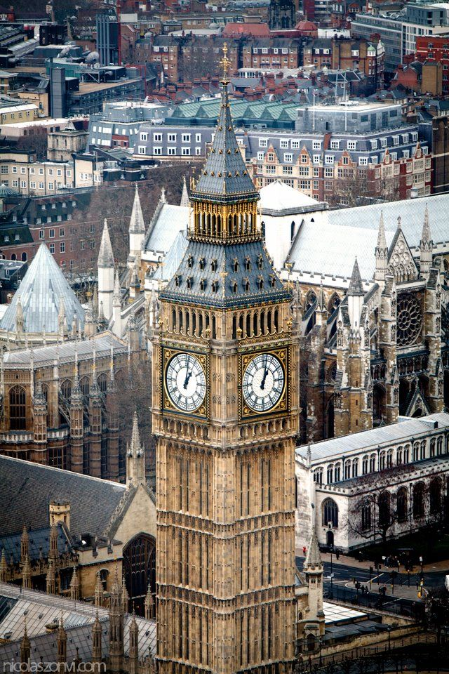 Big Ben.  Sorry Elizabeth, I will never call it anything else.