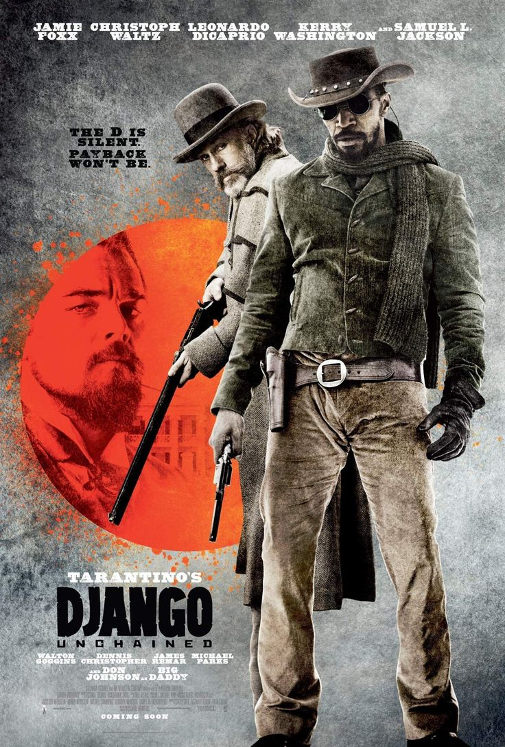 Buy django unchained movie posters from movie poster shop we re your movie poster source for new releases and vintage movie posters