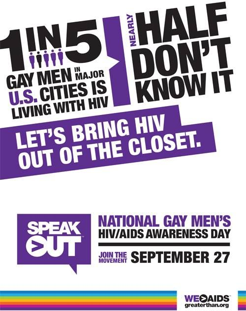 gay people causes aids/hiv