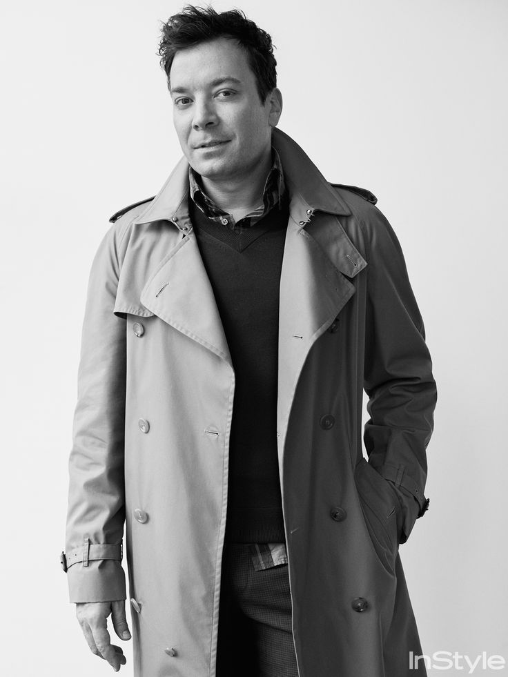 Jimmy Fallon Reveals His Go-To Photo Pose, Talks Fatherhood, and More from InStyle.com