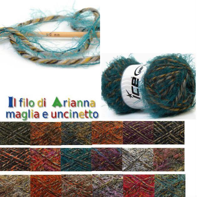 http://ilfilodiarianna.yarnshopping.com/techno-dumbo-teal-grigio-verde-nero#picture composizione :15% Alpaca, 30% Lana Merino, 15% Acrilico, 40% Poliammide Dimensione ago :5 - 6 mm