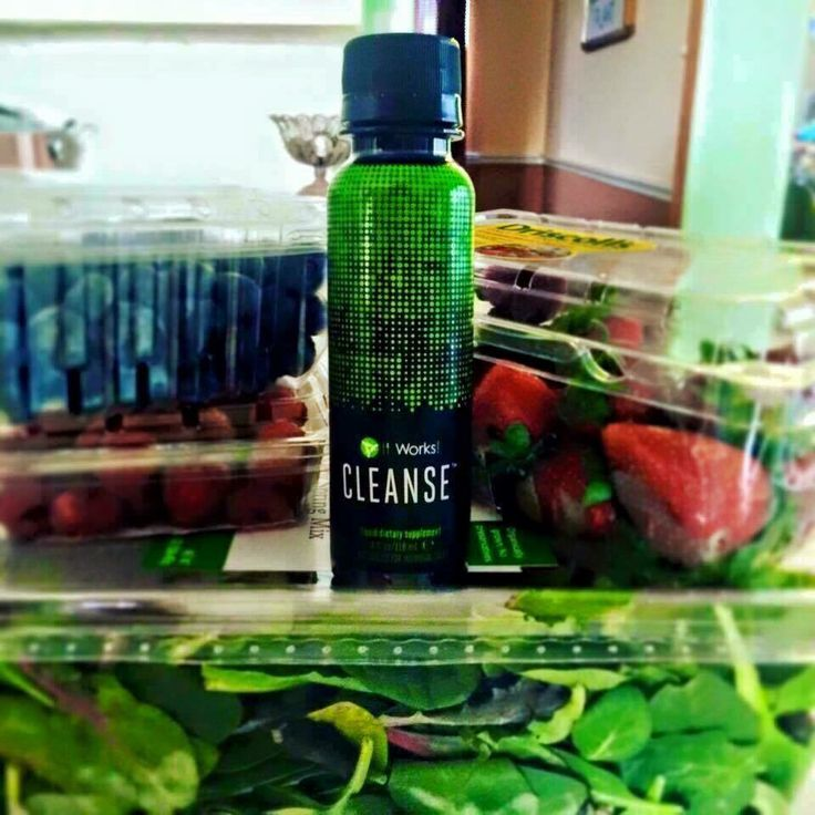 Many people struggle with weight loss not realizing that their body is holding onto a bunch of junk, making it harder to shed that unwanted weight.   Do you ever notice that when you eat bad for a while, you FEEL extra bad??!  Our ItWorks Cleanse is going to GENTLY sweep out bad bacteria in your colon and replace it with GOOD micro-flora to help with function and health!!