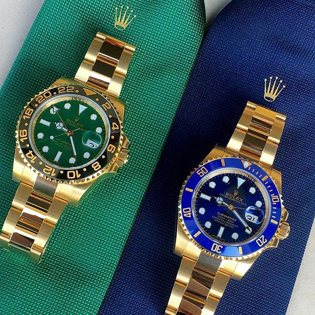 Double trouble is dedicated to @vertigo1983 congrats for reaching 80K fol... | http://ift.tt/2cBdL3X shares Rolex Watches collection #Get #men #rolex #watches #fashion
