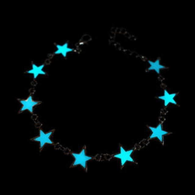 Pulsera Estrellas Luminosa