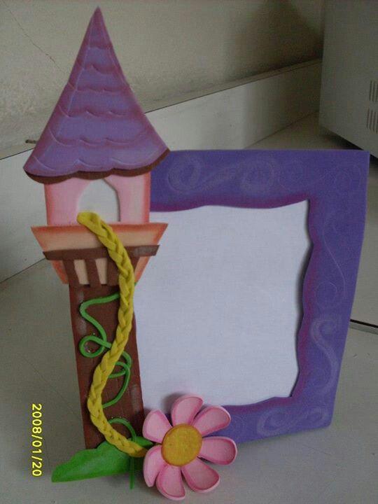 rapunzel | FOAMI, GOMA EVA | Pinterest | Rapunzel and Cards