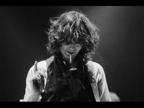 Jimmy Page's Chopin Prelude n.4 - Arms Concert - YouTube