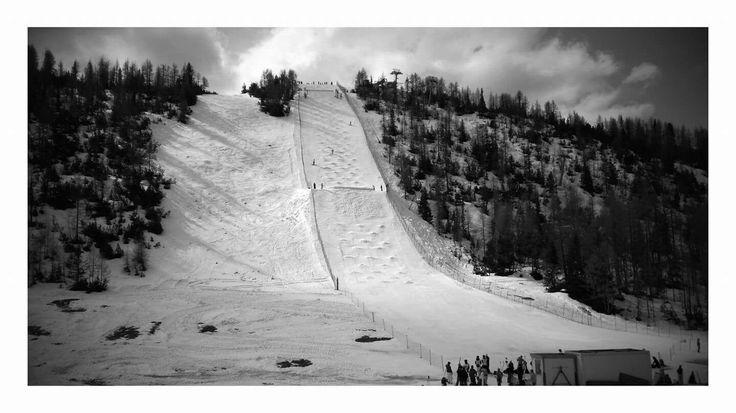 l'Alpe Palù è pronta: oggi al via i mondiali #freestyle #valmalenco #valtellina