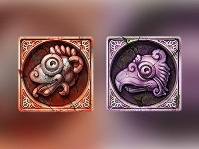 Ikitan symbols by slotopaint