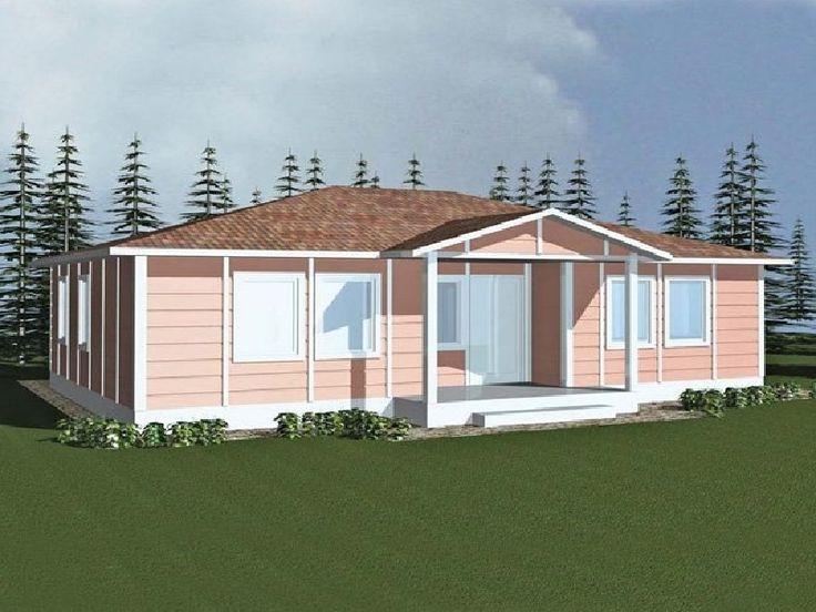 25 best Prefabrik Ev images on Pinterest Country homes, Facades - exemple maison sweet home 3d