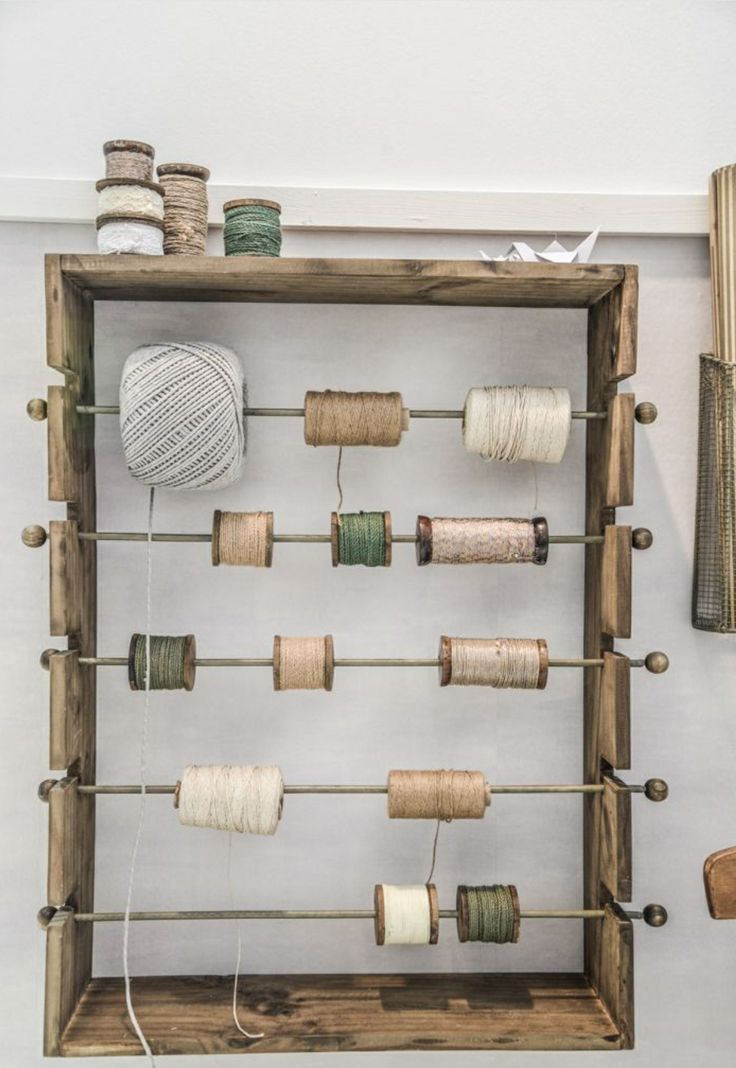 Cool & clever string/ribbon dispenser