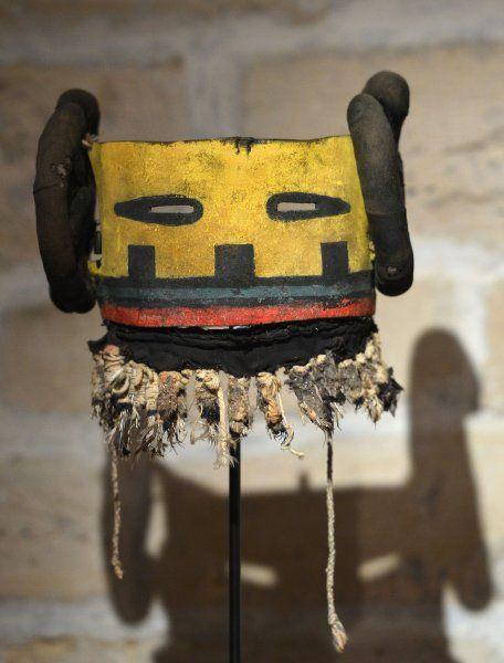 """Die Hopi würden die Masken als """"Lebewesen"""" erachten, schrieb der Direktor des..."""