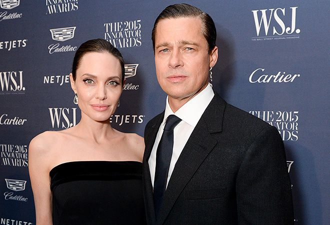 SAD!  Brad Pitt's New Court Filing Could Mean a Difficult Custody Fight with AngelinaJolie