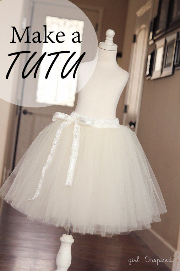 There are many, many tutu tutorials out there, but I find this tutu particularly lovely! You'll find the full tutorial over at girl. Inspired. Supplies: 5 yards lightweight tulle 1/2 yard lining fabric 1/4 yard thick knit 1 yard 3/4″ elastic Skill Level:  Advanced Beginner See the How to Make a Tutu Tutorial here!  Love this tutorial? We...Read More »