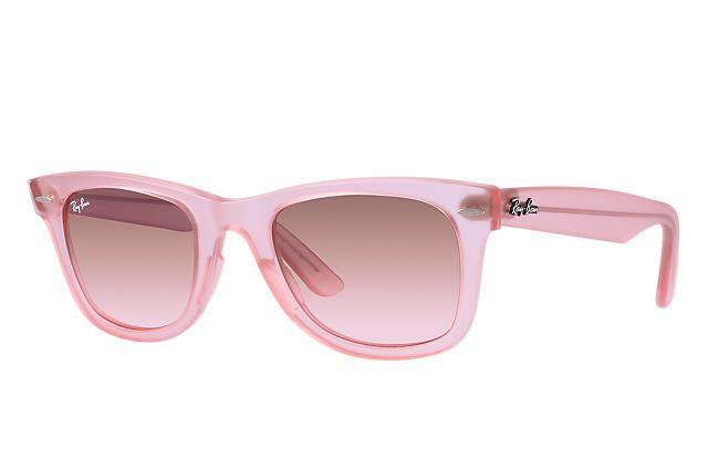 Ray-Ban 0RB2140-ORIGINAL WAYFARER ICE POPS Pink SUN