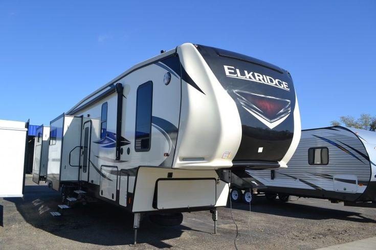 2018 Elkridge 37BHS Fifth Wheel by Heartland On Sale (RVN11919)