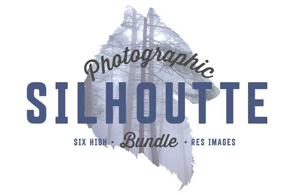 Free for a limited time!  When you open this pin it will show the free download until next Monday when it goes back to full price.  Photographic Silhouette Bundle by Dave Ansett on @creativemarket  double exposure, photoshop, adobe, edt, jpg, ad, affiliate, graphic, design, photography, photographer