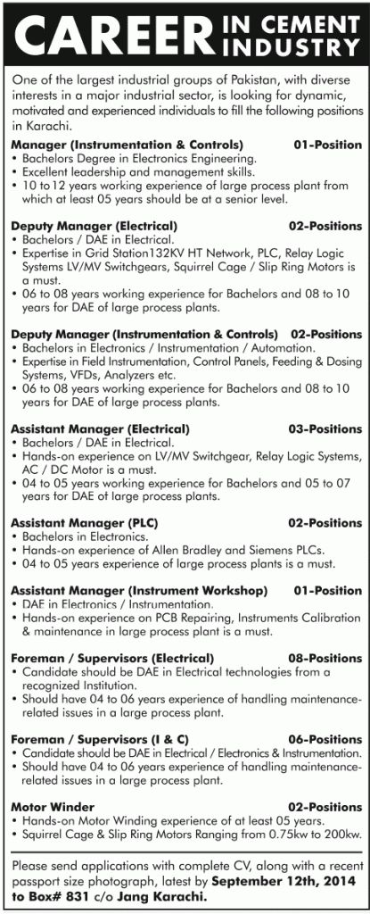 19 best Job Adds images on Pinterest October 2014, Places to - instrument commissioning engineer sample resume
