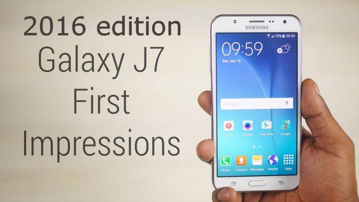 Specs - Samsung Galaxy J7 2016