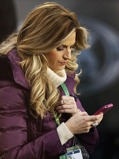 The Best Super Bowl Beauty Moments of All Time: Erin Andrews