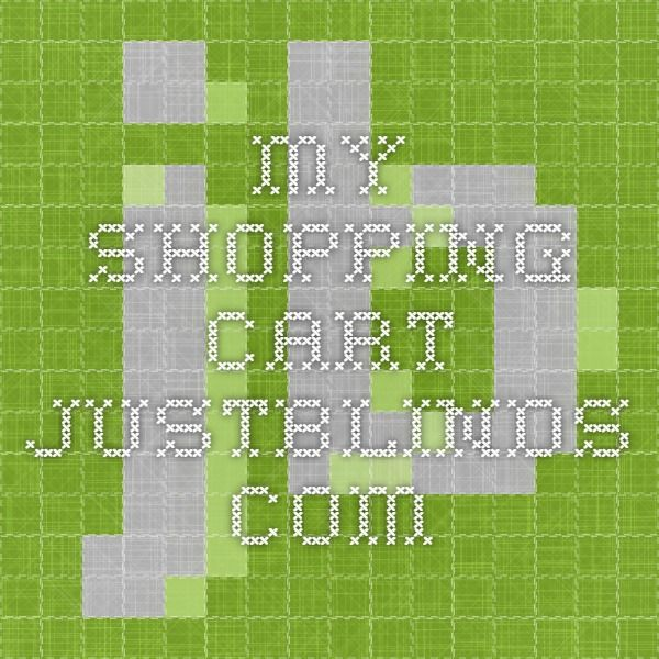 My Shopping Cart - JustBlinds.com