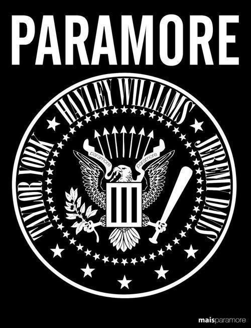 paramore band logo - photo #8