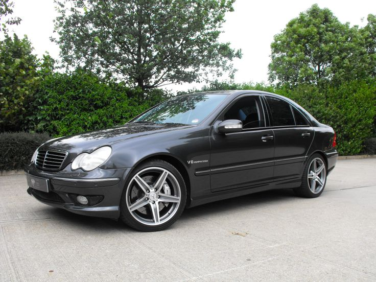 C32 AMG! I hope to buy this off my parents