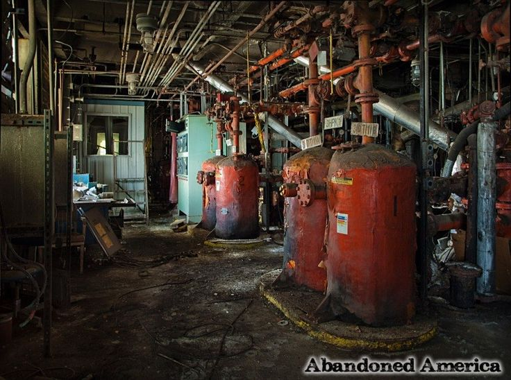 buffalo color corporation or national aniline and chemical company, buffalo ny - matthew christopher murray's abandoned america