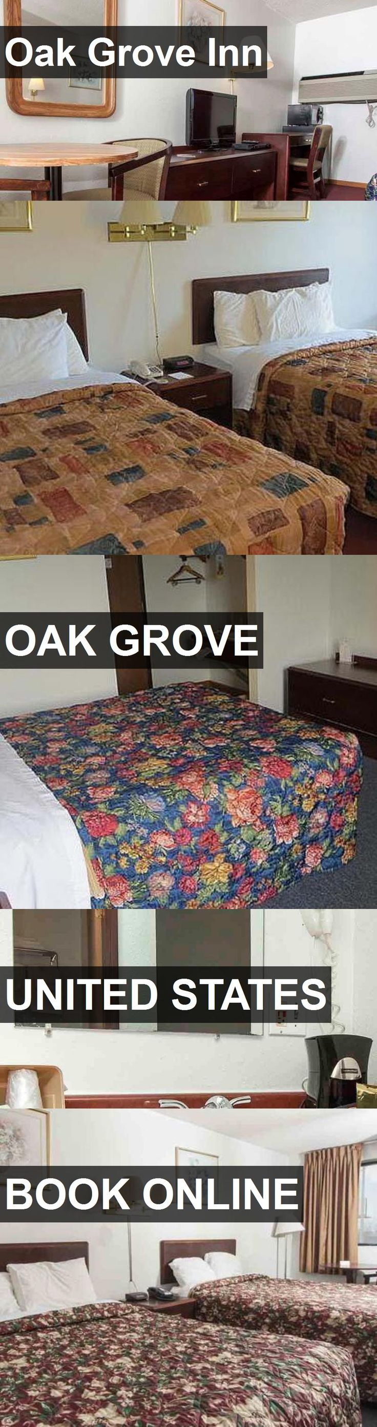 Hotel Oak Grove Inn in Oak Grove, United States. For more information, photos, reviews and best prices please follow the link. #UnitedStates #OakGrove #travel #vacation #hotel