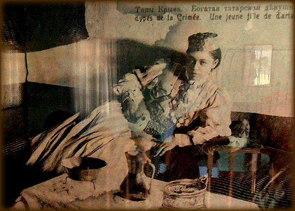 Tatars.Crimea Tatars.