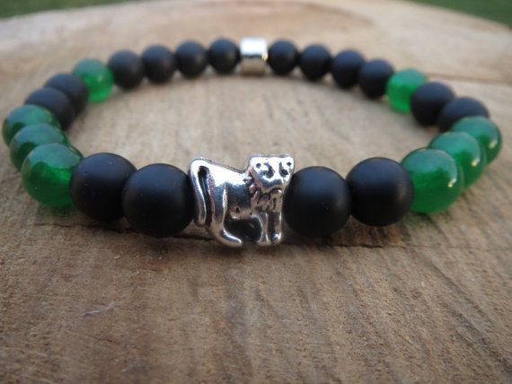 discount shoes asheville brevard road hours Green Jungle Mens Bracelet Men Lion Onyx Jade by BohemianChicbead  lionbracelet  jewelryformen  etsyshops  jewelry  wristwear