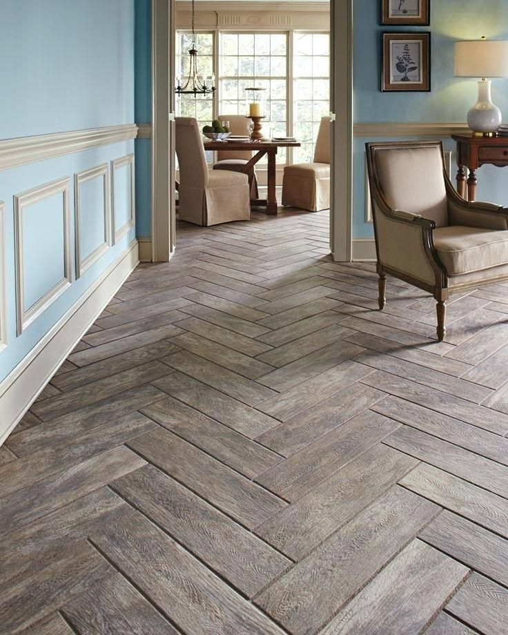 Home Depot Wood Plank Tile Glazed Porcelain Floor And Wall Tile Available From Home Depot Classic Wood Look Without The W Flooring Wood Plank Tile Floor Design