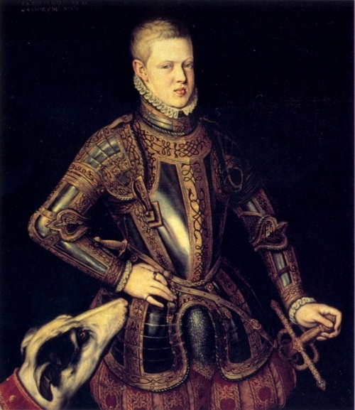 Sebastião of Portugal 16th King of Portugal from 1557 to 1578. He was made a King when he was only 3 years old, dying in the battlefield of the battle of Alcácer-Quibir when he was only 24 years old. Though, by popular belief he never died, only disappeared in the fog, and the Portuguese people still wait for his return. His body was never found.