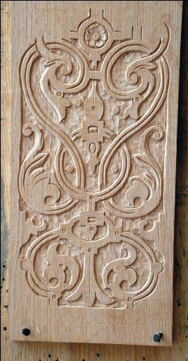 Wood gun stock carving patterns first take london