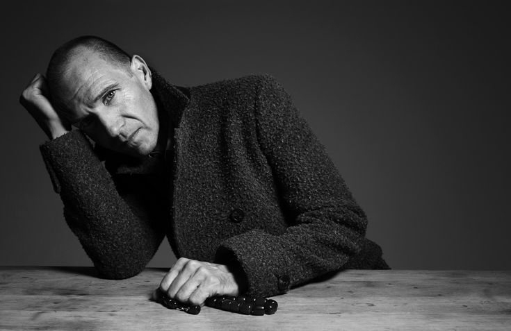 Rankin/ Ralph Fiennes Hunger Editorial Portrait Mighty Blighty -repinned by Los Angeles photographer http://LinneaLenkus.com