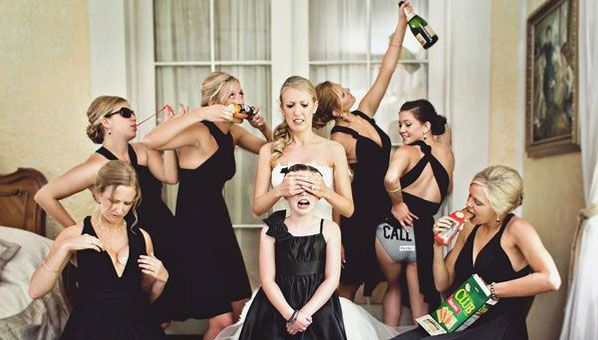 Are You A Bad Bridesmaid? (Take this quiz)