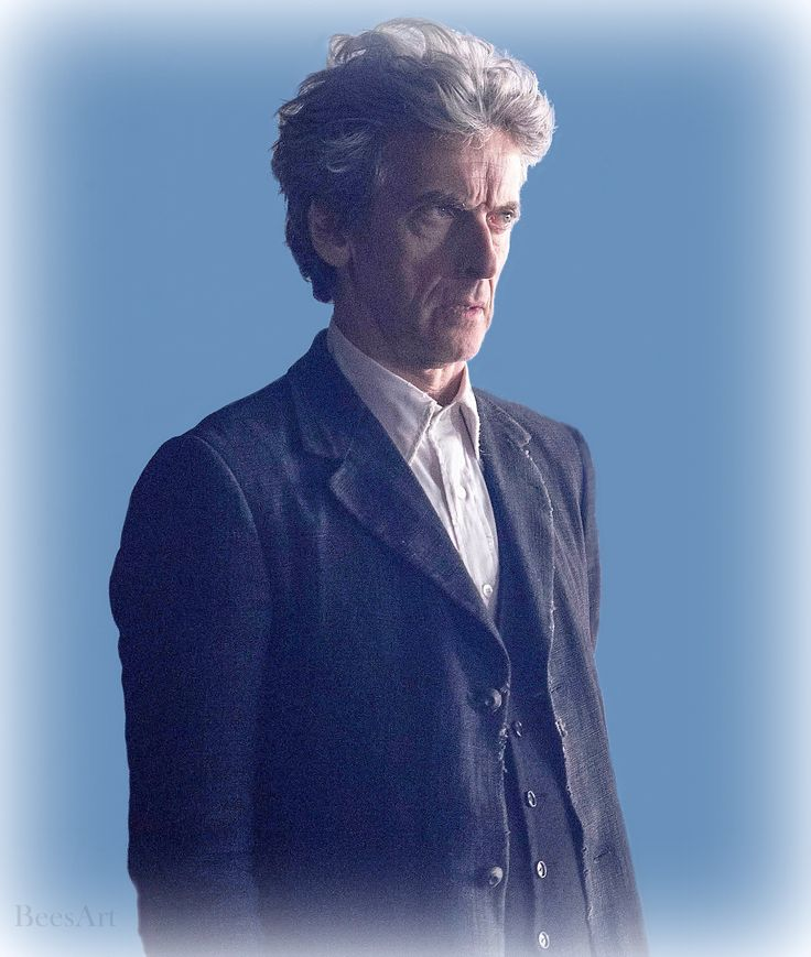 To Capaldi! The best Doctor to ever grace the TARDIS. He's right up there with Baker and Tennant. Will be sorely missed. :')