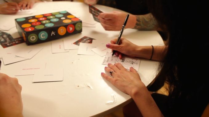 MONSTROCARDS- A Creative Drawing Game of Horrific Hilarity by White Whale Games — Kickstarter