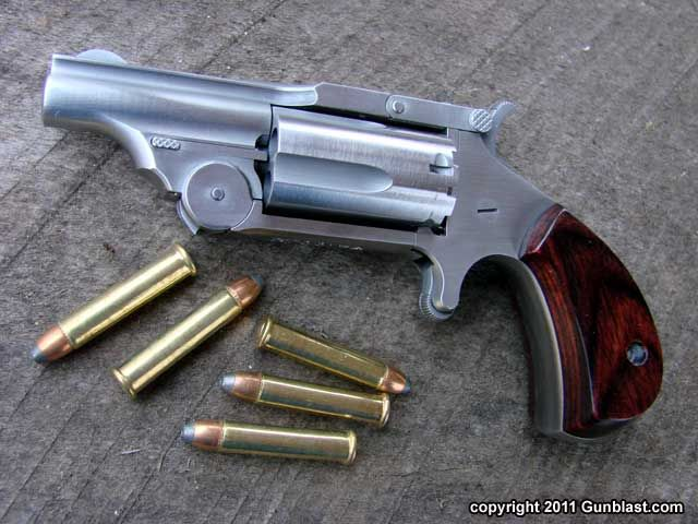 .22 mag.handguns | North American Arms 22 Magnum Ranger Break-Top Mini-Revolver