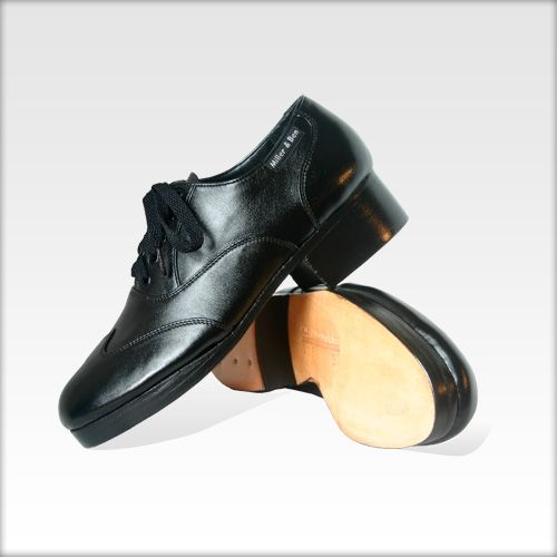 how to make tap shoes