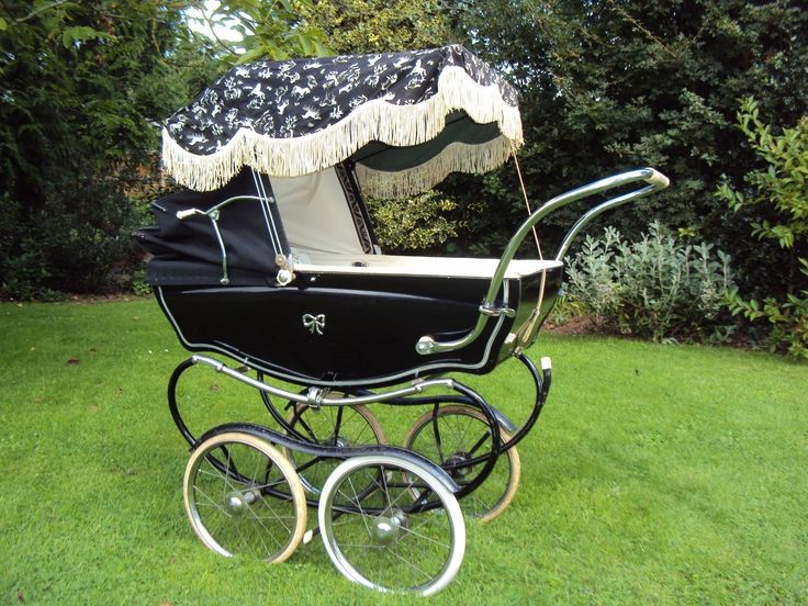 502 Best Antique Baby Strollers Amp Cribs Images On Pinterest