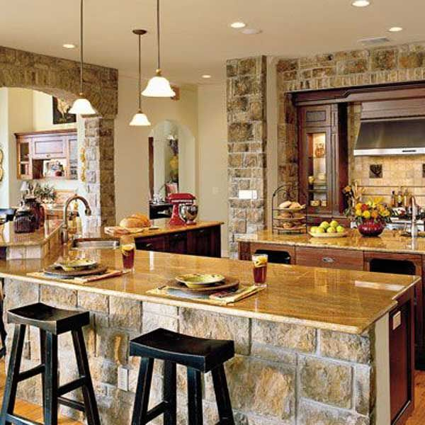 166 best Idee per la cucina images on Pinterest | Kitchen ideas ...