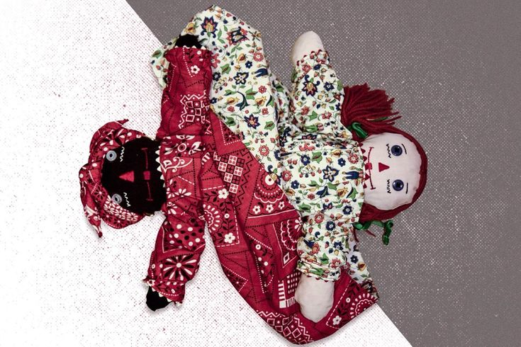 The Racial Symbolism of the Topsy-Turvy Doll - The uncertain meaning behind a half-black, half-white, two-headed toy