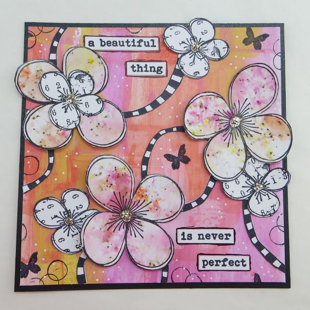 PaperArtsy: NEW from PaperArtsy {Eclectica³ Emma Godfrey} February 2017
