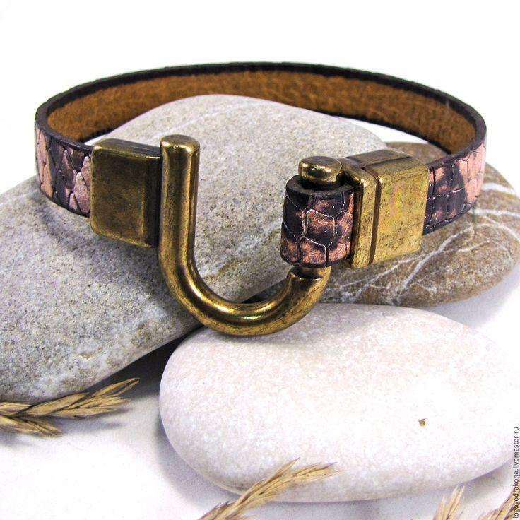 """Купить Мужской Браслет """"Призрак пустыни"""" - браслет для мужчин, мужской браслет, мужской подарок"""