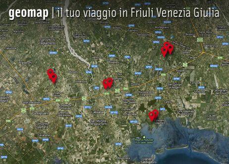 Da Trieste al Collio in biciclettaGoLiveFVG