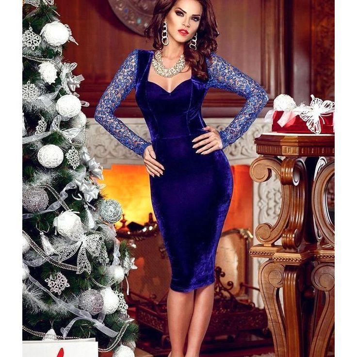 17 Best Ideas About Blue Velvet Dress On Pinterest