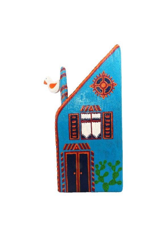 Miniature mexican house on Etsy, $63.16