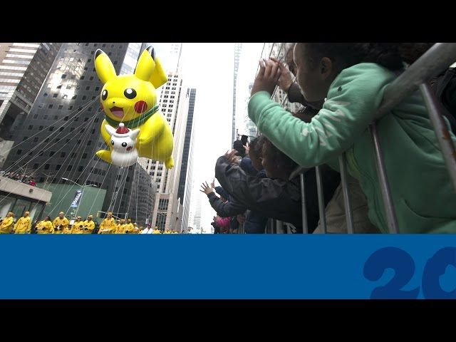 Celebrate #Pokemon20 with the Pikachu Balloon at the 2016 Macy's Thanksgiving Day Parade! | http://ift.tt/2cCHaPL - #pokemon #gaming #latest video game Pokemon Moon #Nitendo #ds3 #psp #computer #xbox #wii #starWars #halo2 #playstation3