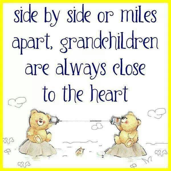 Grandma Saying